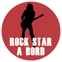 Sticker Rock star