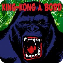 Sticker King-kong
