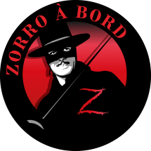 Sticker Zorro