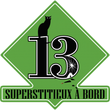 Sticker Superstitieux