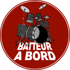 Sticker Batteur
