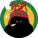 Sticker Rasta