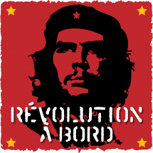 Sticker Révolution