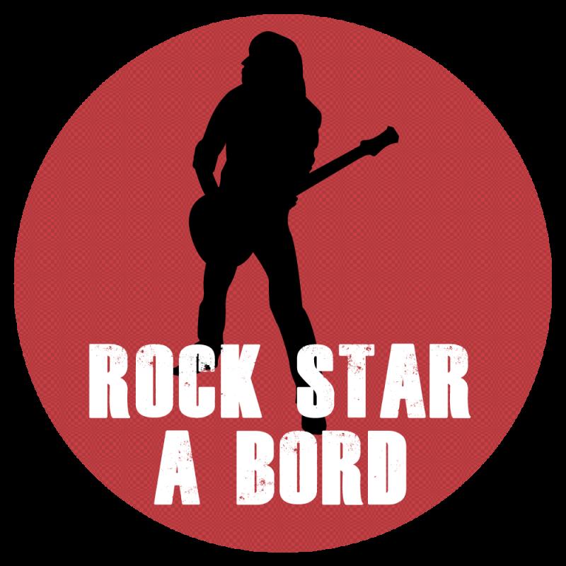 Sticker Rock star
