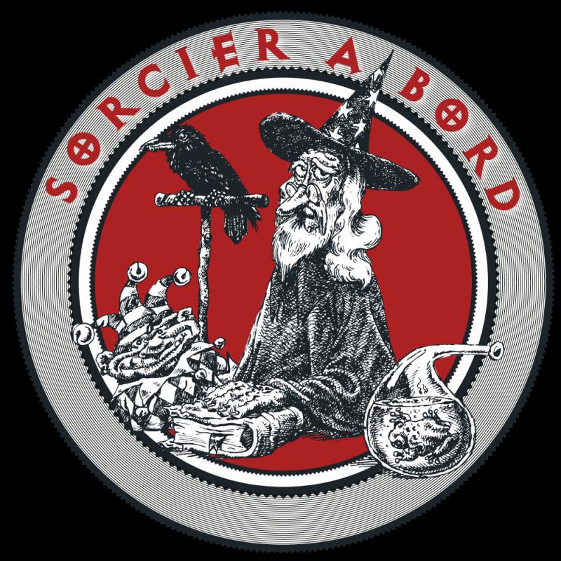 Sticker Sorcier