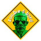 Sticker Zombie