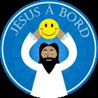 Sticker Jésus