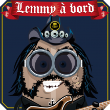 Sticker Lemmy