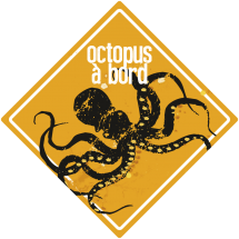 Sticker Octopus