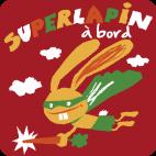 Sticker Superlapin