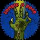 Main de zombie