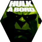 Sticker Hulk