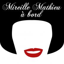 Sticker Mireille Mathieu